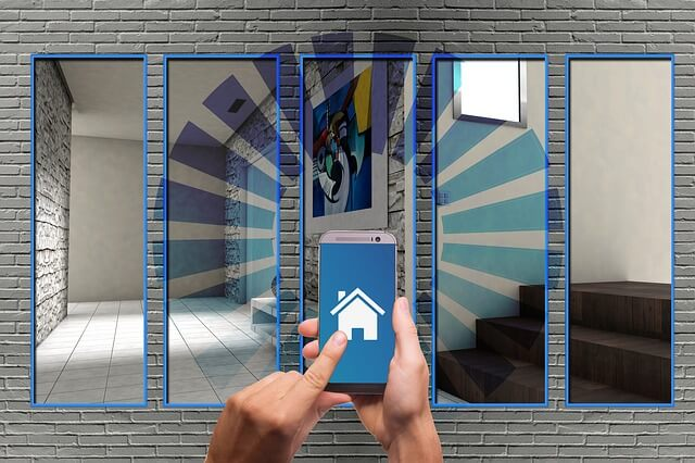 kamerki internetowe obsługiwane w tablecie przy użyciu aplikacji