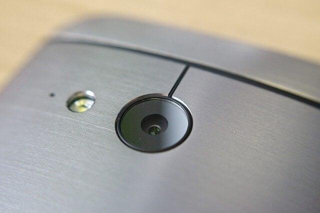 mini kamera w smartfonie